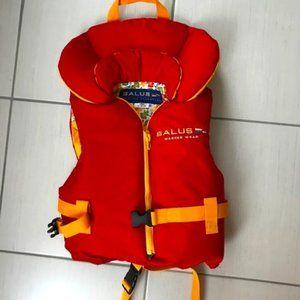 SALUS Marine Wear Inc. Nimbus Child Flotation Vest - 30-60 lbs